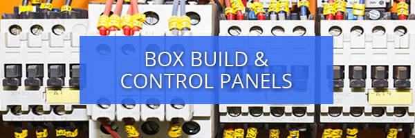 Box Build and Control Panels